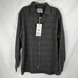 NWT MOUNTAIN KHAKIS JACKSON HOLE Flannel (B6)